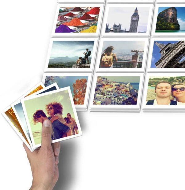 Imprimir fotografías Cuadradas de Instagram