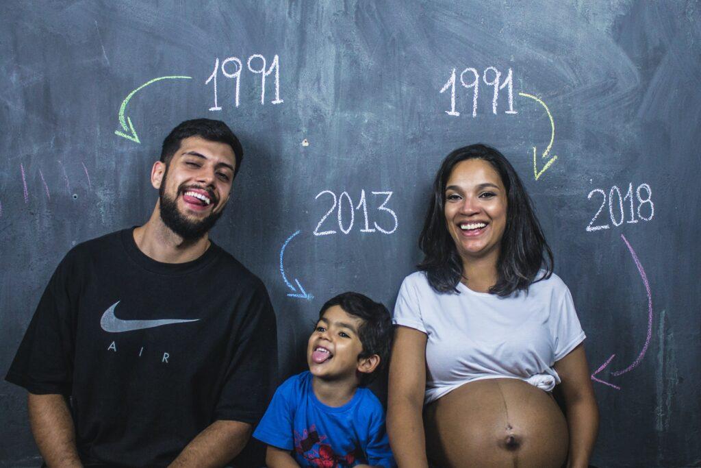 Cómo hacer tus propias fotos de Embarazada