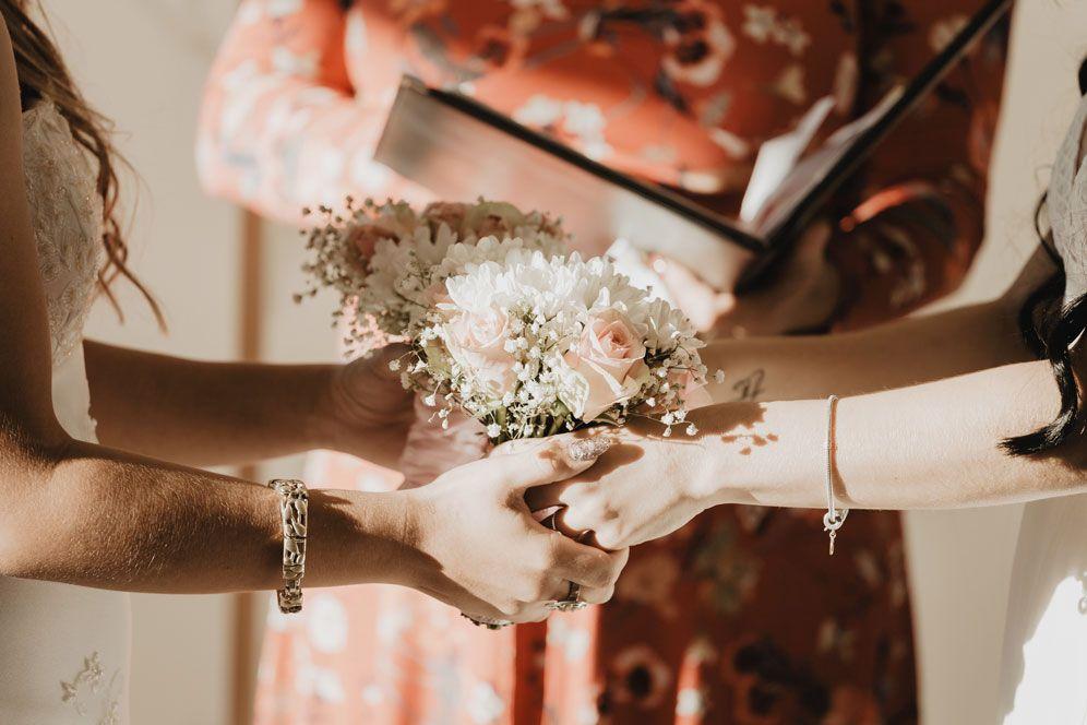 Ideas para hacer tu álbum de boda perfecto